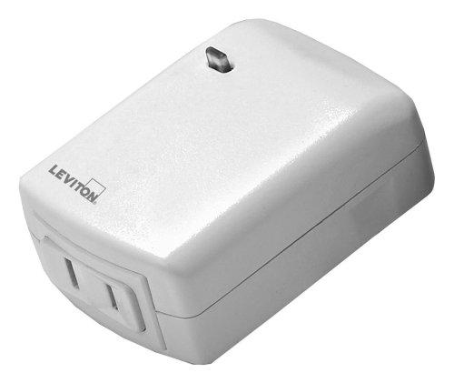small resolution of get quotations leviton vizia rf smart plug scene capable lamp dimming works with amazon alexa
