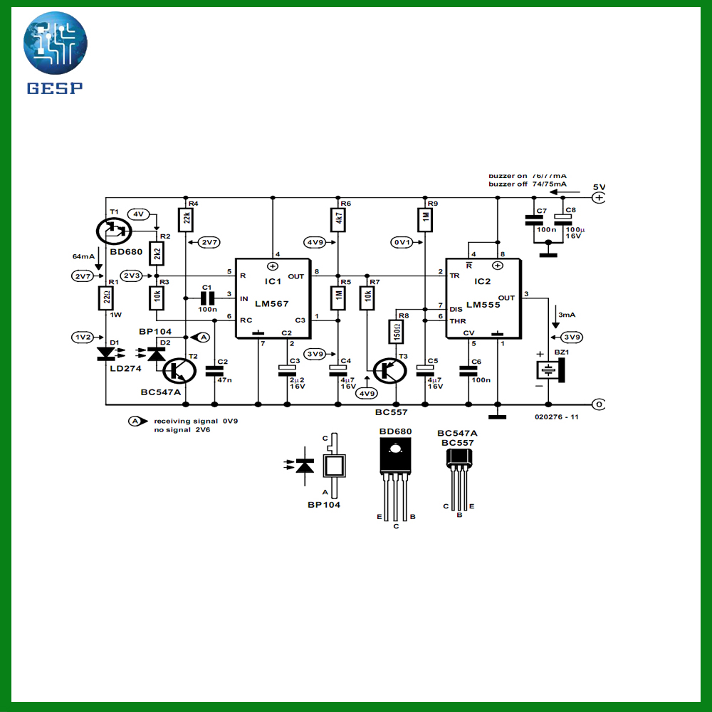 medium resolution of electrical generator avr circuit diagram schematic pcb design