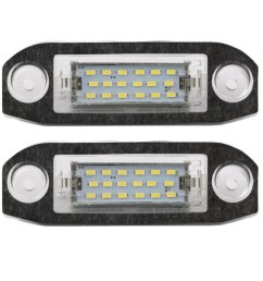 get quotations car led license plate lights for volvo s80 xc90 s40 v60 xc60 s60 v70 c70 lamp [ 1001 x 1001 Pixel ]