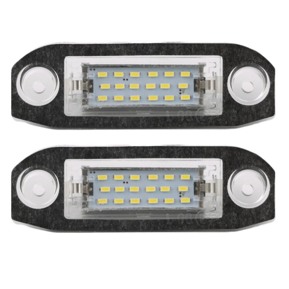 medium resolution of get quotations car led license plate lights for volvo s80 xc90 s40 v60 xc60 s60 v70 c70 lamp