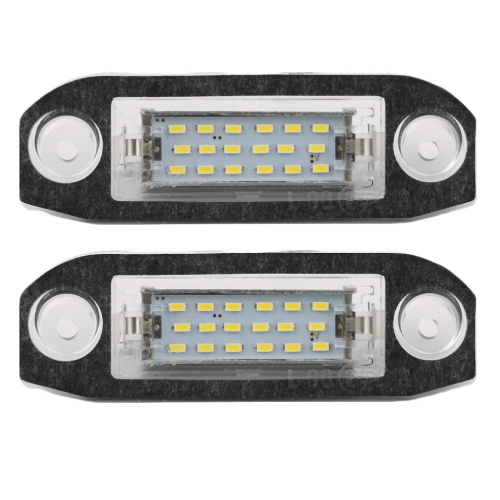 hight resolution of get quotations car led license plate lights for volvo s80 xc90 s40 v60 xc60 s60 v70 c70 lamp