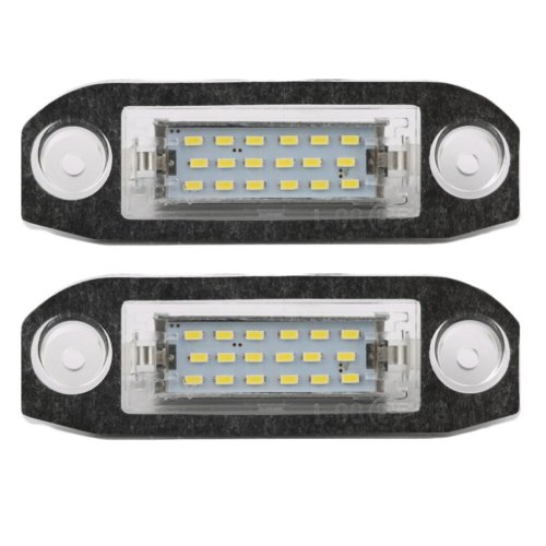 small resolution of get quotations car led license plate lights for volvo s80 xc90 s40 v60 xc60 s60 v70 c70 lamp