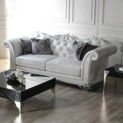 Leather Sofa Designs For Living Room India Wall Cabinets Luxury Villa Set Buy