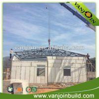 Ready Made House Building Material Eps Sandwich Wall Panel ...