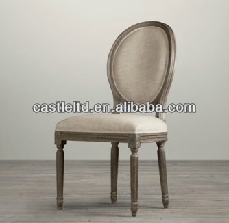 vintage oak dining chairs mickey mouse french round upholstered side back of chair antique wooden weathered