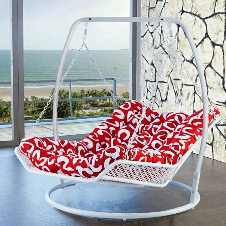 hanging chair metal antique wooden desk comfortable indoor swing for adults double hammock - buy ...