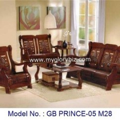 Living Room Wooden Sofa Furniture How To Decorate A With No Fireplace Sofas Sets Buy