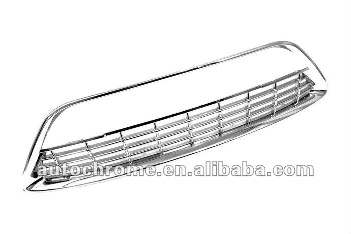 Chrome Front lower Grille reemplazo-euro para Ford Focus