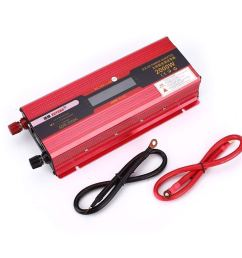 get quotations car inverter power inverter 2000w solar inverter adapter high frequency led display  [ 980 x 1001 Pixel ]