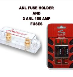 get quotations audiopipe heavy duty anl fuse holder block cq 1100 and 2 anl150 [ 1500 x 1159 Pixel ]