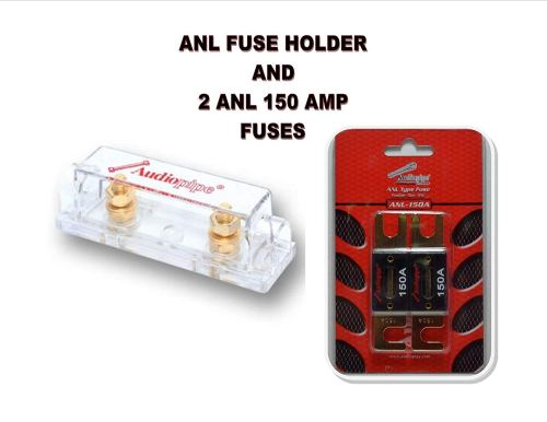 small resolution of get quotations audiopipe heavy duty anl fuse holder block cq 1100 and 2 anl150