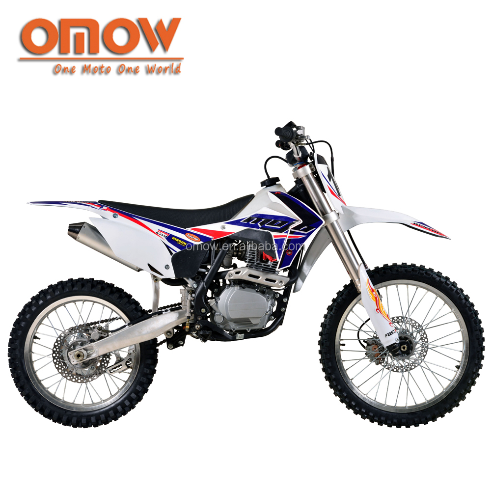 hight resolution of crf150 style 250cc off road moto