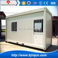 Ikea 20ft Prefabricated Container House For Living/wc ...