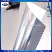 Fogless Plastic Mirror Sheet - Buy Anti Fog Shower Shaving ...