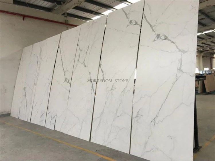 big size calacatta white marble look porcelain tile large ceramic tile buy big size porcelain tile calacatta white marble look porcelain tile large