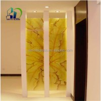 Art Glass Wall Plates/tempered Glass Wall Art Panels/back ...