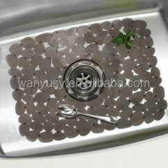 Kitchen Sink Mats Cheap Valances For Plastic Mat Pad Protect Draining Buy