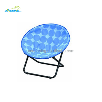 moon saucer chair with cooler underneath folding used metal outdoor buy