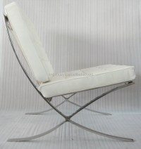 Modern classic Knoll barcelona chair-Sedie in soggiorno-Id ...