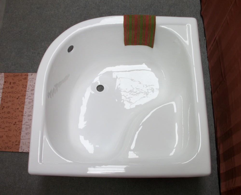 Cheap Small Corner Bathtub 1000mm Cast Iron Bath Tub