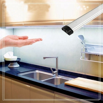 kitchen base cabinets outdoor 厨房底柜照明红外传感器led 柔性灯带 buy led 红外传感器led 灯带 厨房