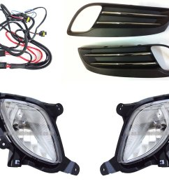 sell by automotiveapple hyundai motors oem genuine front lh rh fog lights lamp assembly [ 1391 x 1006 Pixel ]
