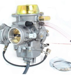 get quotations carburetor polaris predator outlaw 500 bombardier quest 500 650 ds650 carb [ 1500 x 1324 Pixel ]