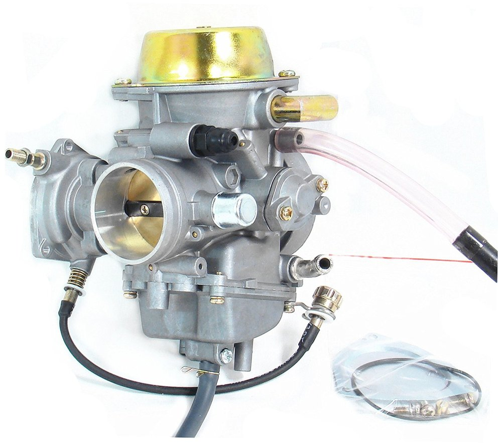 medium resolution of get quotations carburetor polaris predator outlaw 500 bombardier quest 500 650 ds650 carb