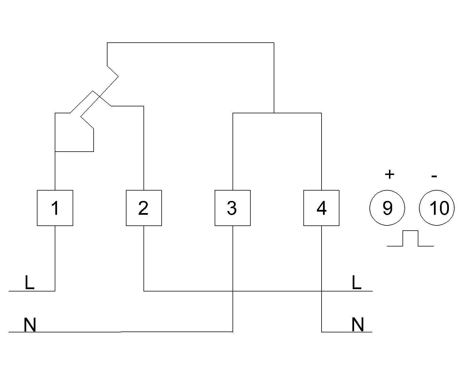 Single Phase Pre Paid Energy Meter Prepayment Power Meter
