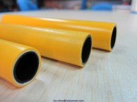 Pe-al-pe Multilayer Pipes For Gas Installation Yellow ...