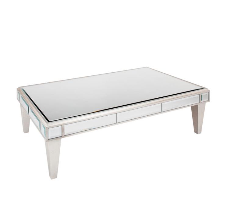table basse rectangulaire au design