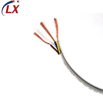 Electrical Wire Rvv/h05vv-f Flexible Cable 2x1.5mm2 2x2