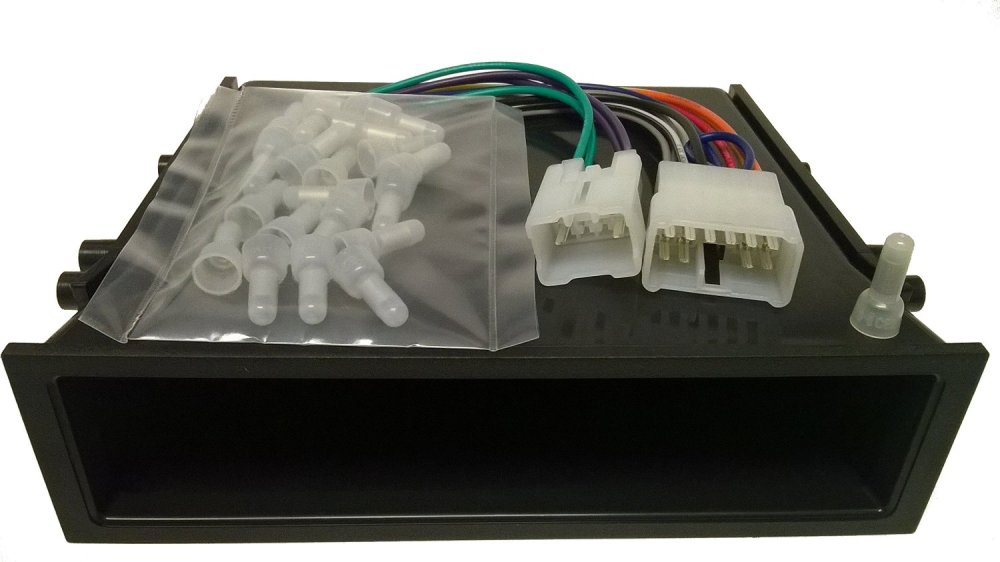 medium resolution of get quotations single din car radio installation package for replacing a standard radio in a toyota camry
