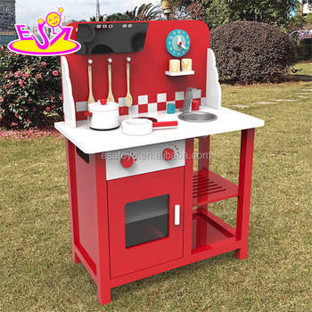 boys play kitchen set cool tables new design children wooden pretend w10c291 buy product on