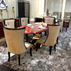 Dining Table Set 6 Chairs Rainforest High Chair Italian Marble Philippines Buy