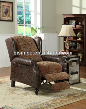 material and leather sofa pet protector australia fashional fabric chair luxury single american classical living room