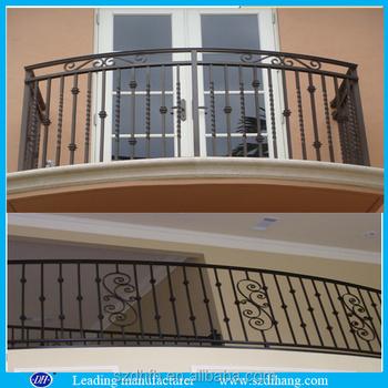 Wrought Iron Balcony Railing,Balcony Wood Railing Designs