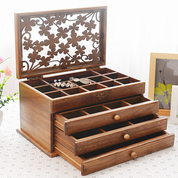 Airtight Wooden Box