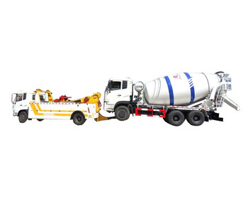 Heavy Duty 10-25t Vehicle Recovery Equipment Hoist Load
