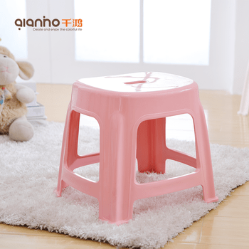 stool chair in chinese slipcovers t cushion 2 cheap stackable portable kitchen bath small kids plastic