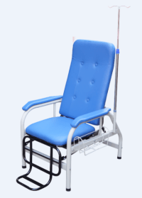 Hospital Healthcare Recliner Chair Bed Nursing Chair - Buy ...