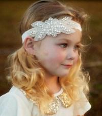 Z89259a Wedding Hair Accessories For Girls Kid Child ...