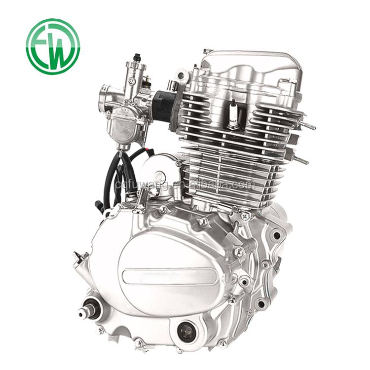 Air-cooled 156fmi-2 125cc Three Wheeled Motorcycle Engine