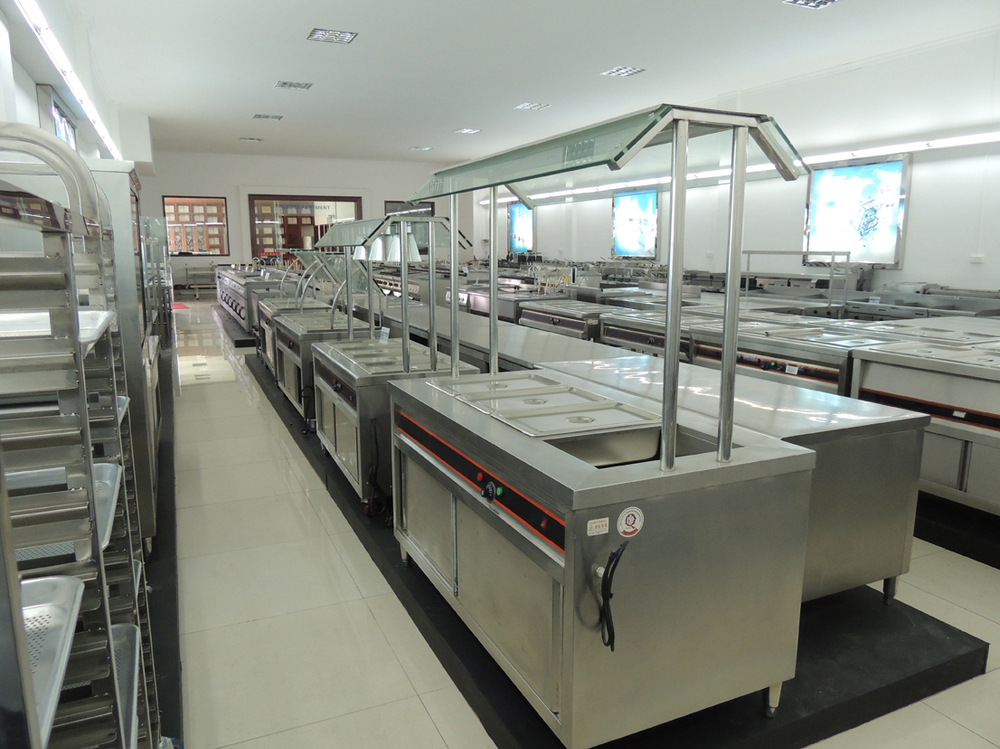 Professional Fast Food Kitchen Restaurant Equipment  Buy