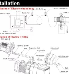 0 5ton electric chain hoist kito chain hoist yale chain hoist buy kito electric chain hoist wiring diagram [ 1000 x 833 Pixel ]
