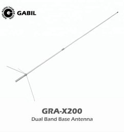 frp base antenna for long range radio communicator [ 1000 x 1000 Pixel ]