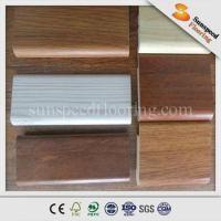 Best Suitable Laminate Flooring Stair Nose,Engineered Wood