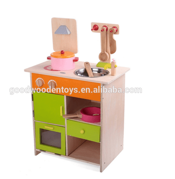 solid wood toy kitchen fisher price kitchens yunhe factory made pretend play set best selling baby new wooden