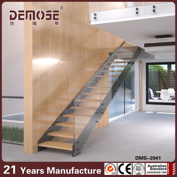 Modern Stair Diy Railing Customize Interior Stair Treads Buy Diy | Diy Modern Stair Railing | Wall Mount | Cable | Model Modern Staircase | Different Style | Contemporary