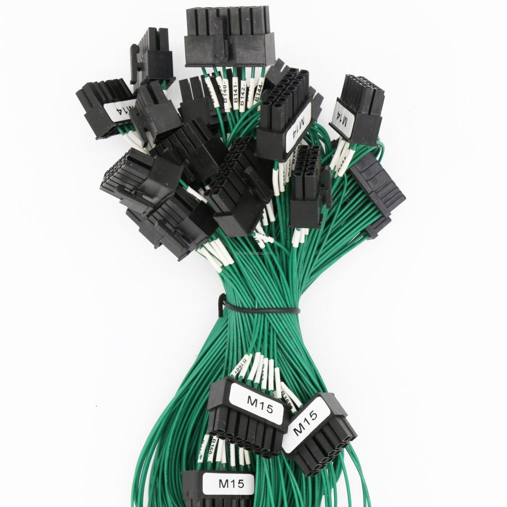 medium resolution of factory pvc insulation wires for customized auto car wiring harness